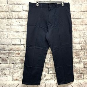 Dickies Work Pants 40 x 30 Blue Relaxed